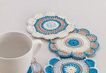 Coasters pattern / Underlägg