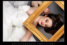 bridal makeup / bridal makeup by me