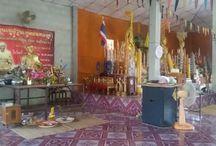 Thailand Tempel thailändische buddhistische Tempel Asien / Thailändische Tempel, Buddhistische Tempel, Buddhismus Sehenswürdigkeiten