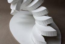 strofoam sculpture