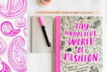 Fashion Books for Kids / Here are some great books for your creative and fashion-loving kids