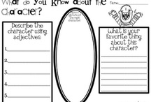 Reading (character traits & story elements)