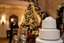 Christmas/Winter Wedding