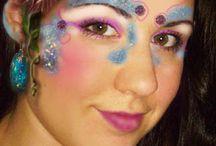 halloween makeup / by Deborah Wood