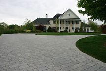 Driveways / Exquisite driveways created by Cambridge Pavingstones with our top of the line pavers. / by Cambridge Pavingstones with ArmorTec