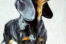 Weiner dogs