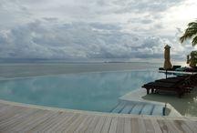 Malediven - Kuredu Island Resort / Mit dem Wasserflugzeug circa 40 Minuten von Male entfernt befindet sich das legere Kuredu Island Resort mit einem drei Kilometer langen Sandstrand, diversen Tauchplätzen und einem Hausriff unmittelbar vor der Insel.