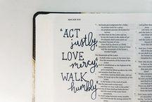 { S O A K } / SOAK UP THE WORD