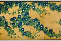 鈴木其一(Suzuki Kiitsu  1796–1858) / 絵師