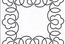 quilt tutorials, by machine