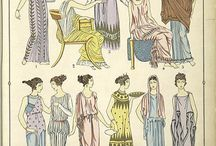Costume and fashion / Beautiful clothes and interesting outfits  / by Boaby Boabin