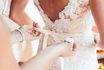 ¥ My potentially wedding dresses ¥