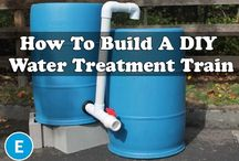Water treatments and filtes