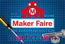 Maker Faire Rome / 14-16 Ottobre - Fiera di Roma