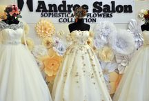 Mariage Fest / Andree Salon had the ocasion to participate with the new collection Sophisticated Flowers at the biggest bridal show in Romania.
