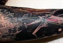 Star wars tatoos