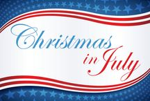 Christmas in July / Use promo code GIFT20 to receive 20% off your purchase on personalizedornamentsforyou.com! / by Personalized Ornaments for You
