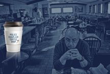 Police Chaplain Coffee Shop