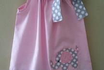 Pillow case dresses / Pillow cases dresses