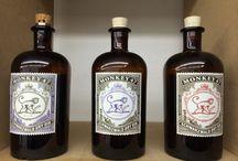 Monkey 47 Gin Bottle