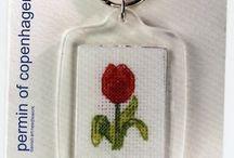 key ...cross stitch