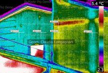 Building surveyor thermography