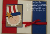 Stampin up / by Brenda Moore