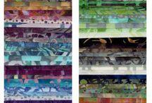 Paper Piecing Fabrics