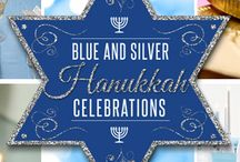 **FEAST ~ CHANUKKAH / FESTIVAL OF LIGHTS** / It's also the Feast of Redidication I believe. / by Janet Marie