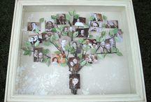 Strom života + genealogie