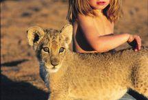 I love animals / by Barbara Briggs