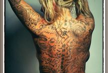 mijn kunstwerk.... / mijn tatoeages.......