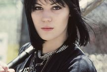 Joan Jett (crush ❤)