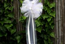 Wedding Decor - Bows / https://www.amazon.com/dp/B01M3Y6D3M https://www.amazon.com/dp/B01M69LK7X - REUSABLE - EASY TO ASSEMBLE  - INDOOR OR OUTDOOR USE - ATTRACT CUSTOMERS - QUALITY GUARANTEE