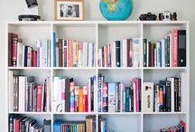 Books & libraries  / by Kristen Poisson