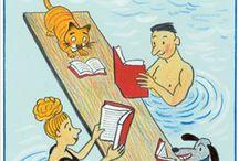 CARTELES ACTIVIDADES INFANTILES / Esta es parte de la cartelería que nos ideamospara promocionar nuestras actividades infantiles.