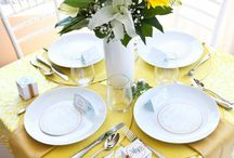 Tablescapes / by Josie Petersen