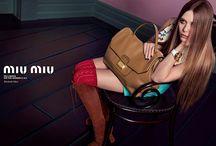 Editoriales de Moda / Una editorial de moda debe contar una historia...