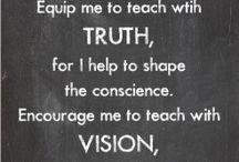 Love of Teaching