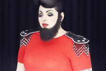 Lady beard / by Rylee SugarFree