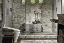 bathrooms interior