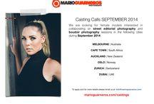 Model Casting Calls   Mario Guarneros Photography