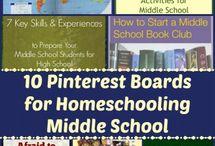 Homeschool - Lesson Ideas