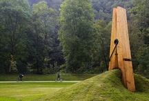 Art landschap & gebouwen