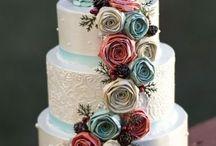 Cake Designs / by Celina Chamberlain