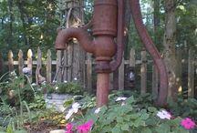 Water Features & Wishing Wells