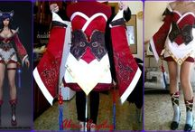 Ahri's Costume
