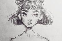 мне нравится в рисунке
