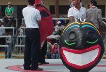 Xantolo / Costumbre tradicional de la huasteca en México.