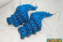 aros a crochet / by barbara ocampo